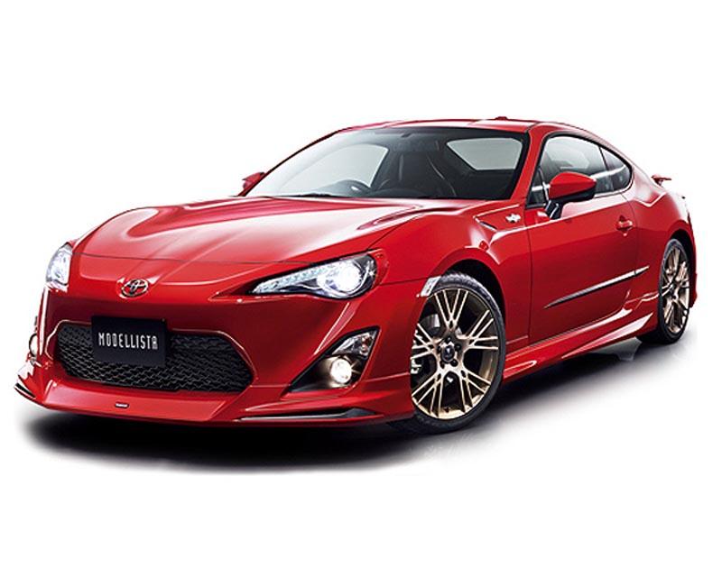 Modellista Aero Body Kit Subaru BRZ / Scion FR-S / Toyota GT-86 2013-2021 - MOD-86-KIT