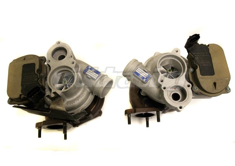 Vivid Racing Upgraded Billet VTG Turbos Porsche 997 Turbo | Turbo S 07-12 - AP-997TT-700