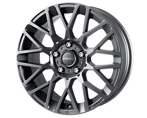 MOMO Revenge 17X7  5x100  35mm Matte Anthricite Grey - DT-45389