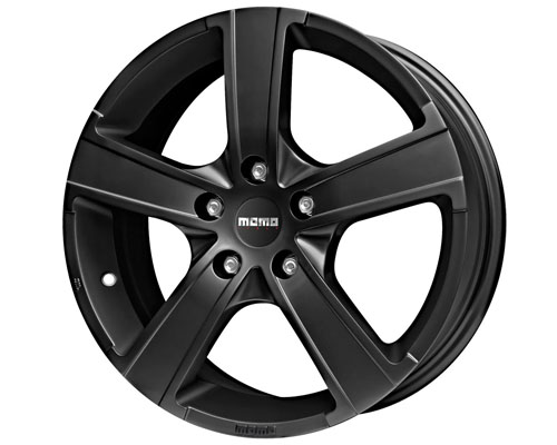 MOMO Winter Pro S 17X7  5x108  40mm Matte Black - DT-13314