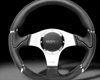 MOMO 350mm Millenium Steering Wheel Black