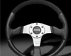 MOMO 350mm Champion Steering Wheel Black