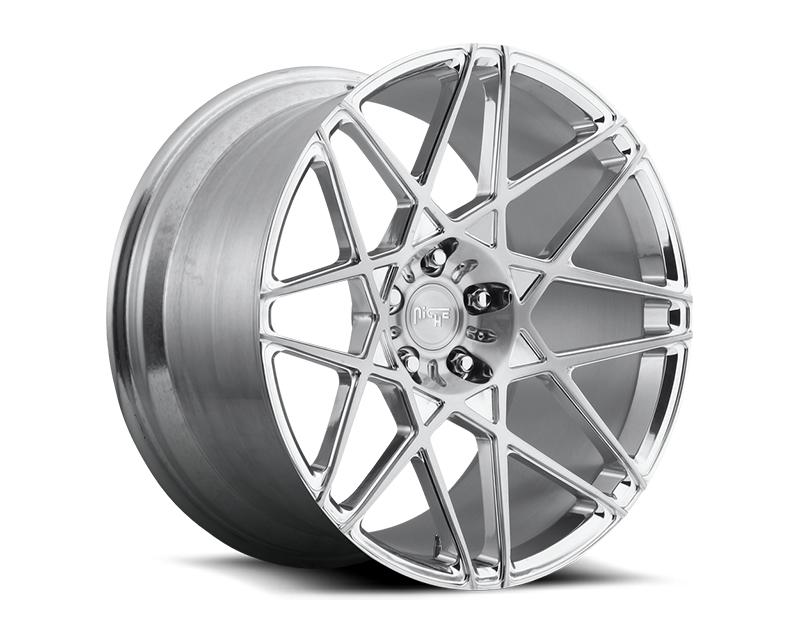 Niche Monotec Alpine T86 19x10 Wheel - MONOALPINET861910