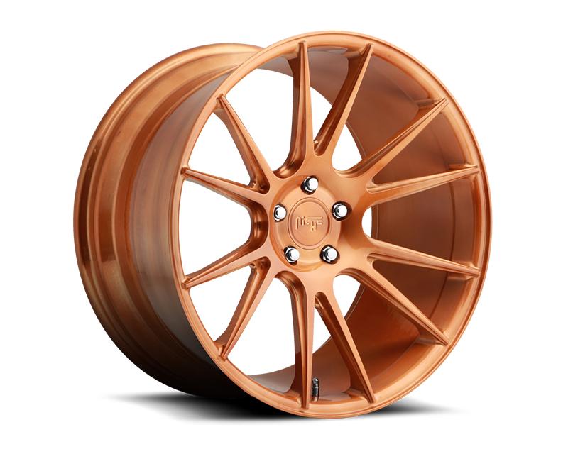 Niche Monotec Vicenza T72 22x10.5 Wheel - MONOVICENZAT722210.5