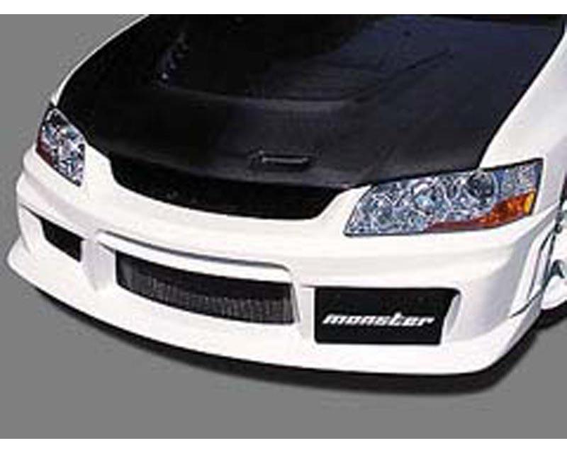 Monster Sport Front Bumper Mitsubishi EVO VIII - 3LQC10