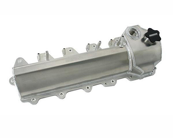 Moroso Billet Aluminum Valve Covers Ford Mustang V8 05-10 - 68388