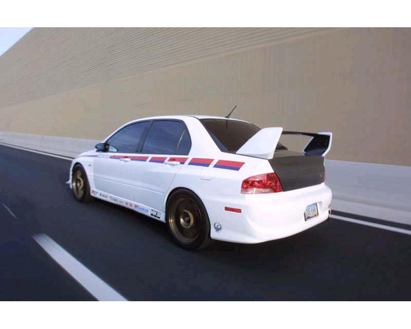 Monster Sport Carbon Trunk Mitsubishi EVO VIII