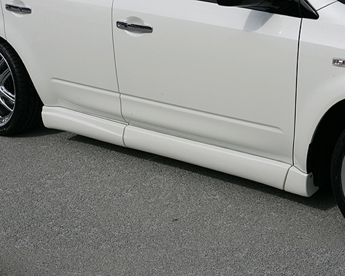 INGS LX Sport Side Skirts Hybird Nissan Murano 02-08 - 00225-00201