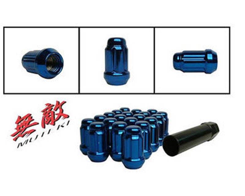 Muteki Close M12x1.25 Blue - 41885U