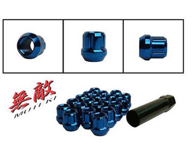 Muteki Open M12x1.50 Blue - 31886U