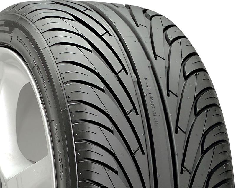 Image of Nankang Ns II Tires 2253020 85Z BSW