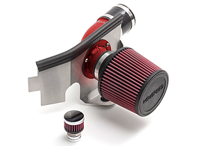 Neuspeed P-Flo RED Air Intake Kit with Factory Air Pump Volkswagen GTI MKVI 10-12 - 65.10.92R