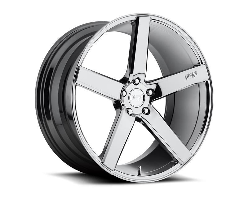 Niche Milan M136 PVD Wheel 19x9.5 5x114.3 +35mm - M136199565+35