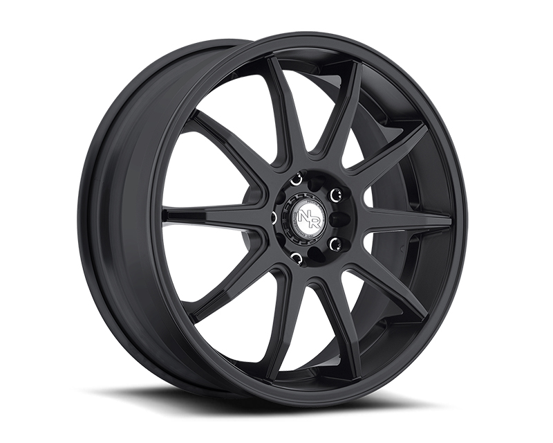 Niche NR10 M122 Matte Black Wheel 18x8 5x100 | 5x112 +42mm - M122188014+42