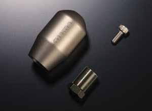 Nismo GT Titanium Shift Knob Nissan 350Z