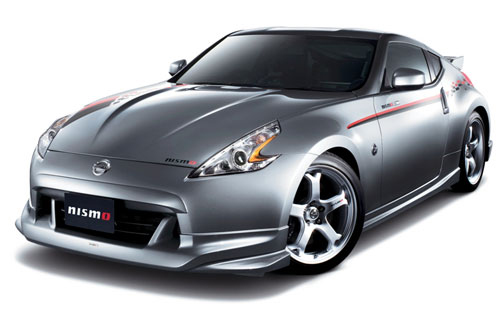Nismo S-Tune Aero Body Kit Nissan 370Z 09-12