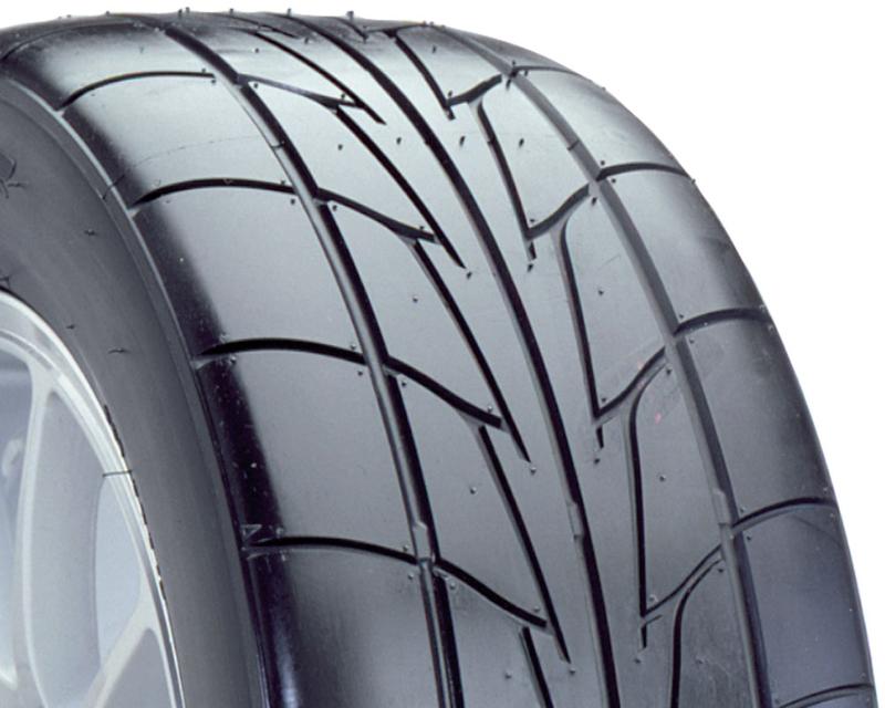 Nitto NT 555R Drag Tires 315/35/17 102V B - DT-40203
