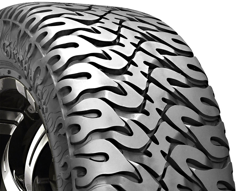 Nitto Dune Grappler Desert Terrain Tires 325/60/20 121R B - DT-40410