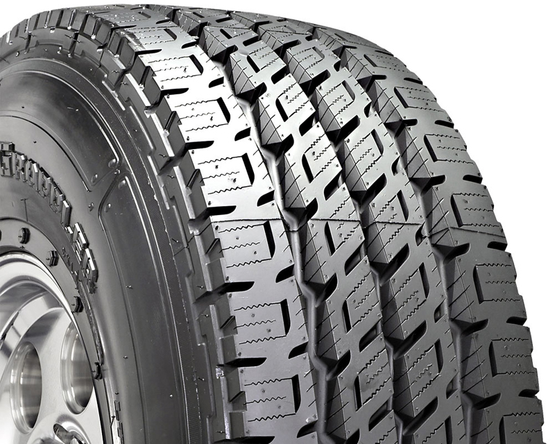 Image of Nitto Dura Grappler Tires 2358017 120R Bw