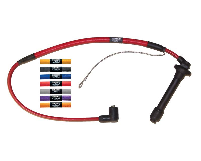 Nology Hotwires Spark Plug Wires Dodge Neon SRT4 on