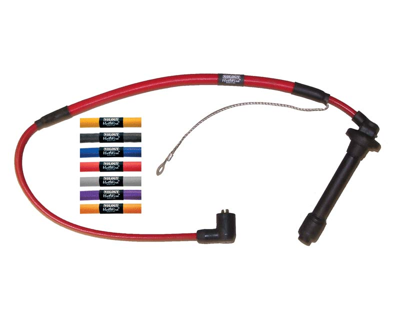 Image of Nology Hotwires Spark Plug Wires 240SX 91-98
