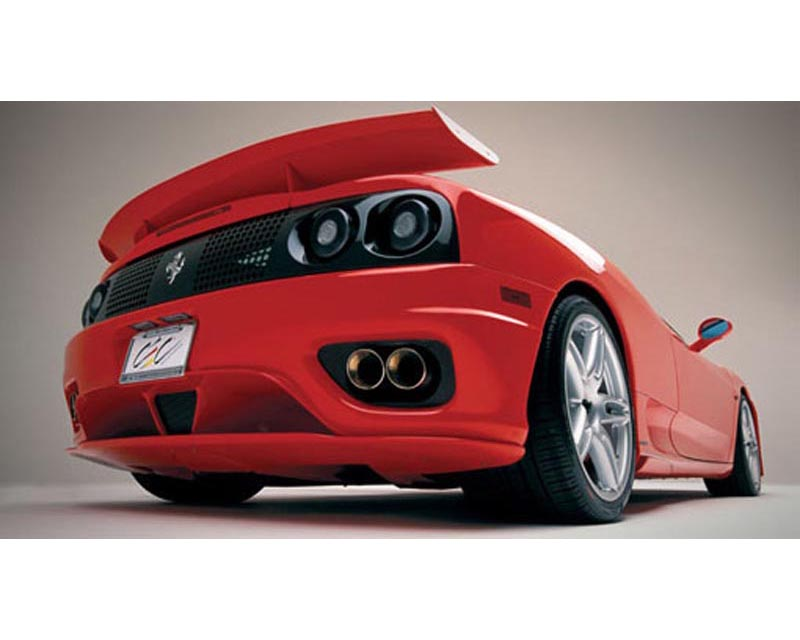 Novitec Rear Wing Ferrari 360 Coupe|Spider|Challenge Stradale 1999-2005 - F6 360 04