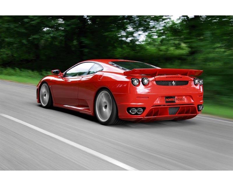 Novitec Rear Wing Ferrari 430 Modena Coupe 05-09 - F6 430 04