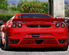 Image of Novitec 3 Piece Rear Apron Ferrari 430 Modena 05-09