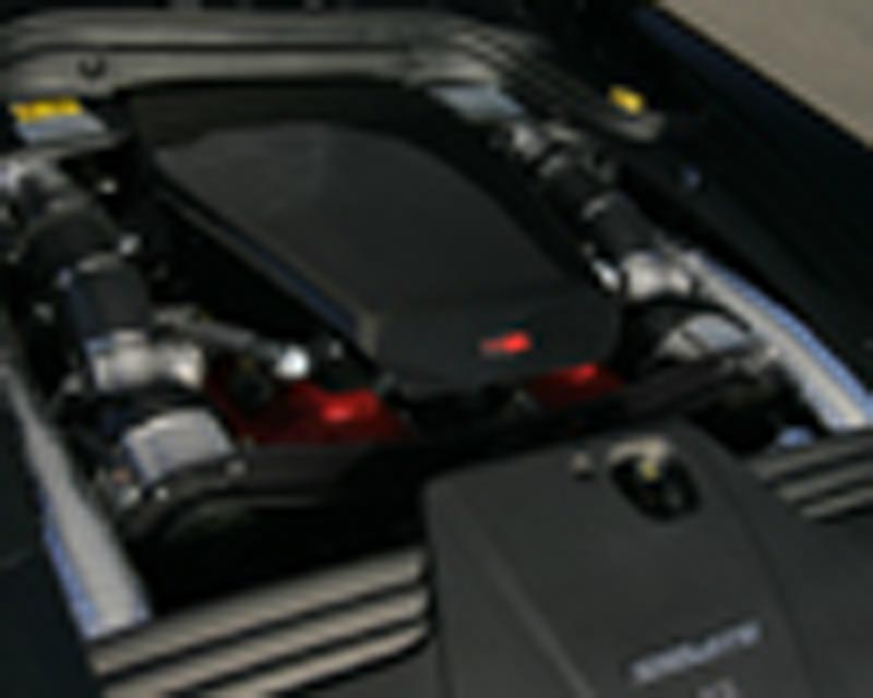 Novitec SuperSport Supercharger System Ferrari F599 06-12