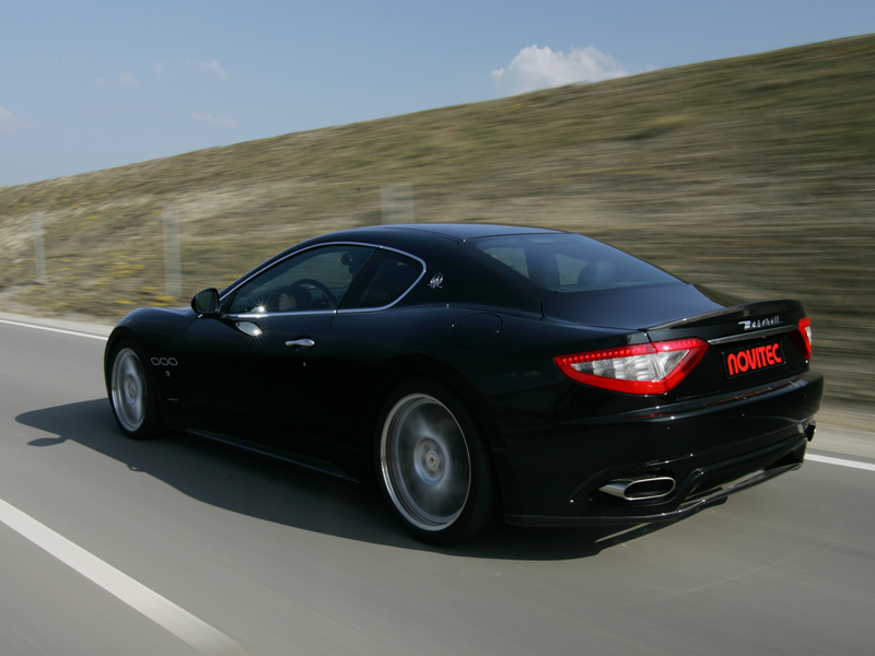 Novitec Power Optimized ECU Maserati GranTurismo 08-17 298Kw 405hp 08-17 - M1 002 09