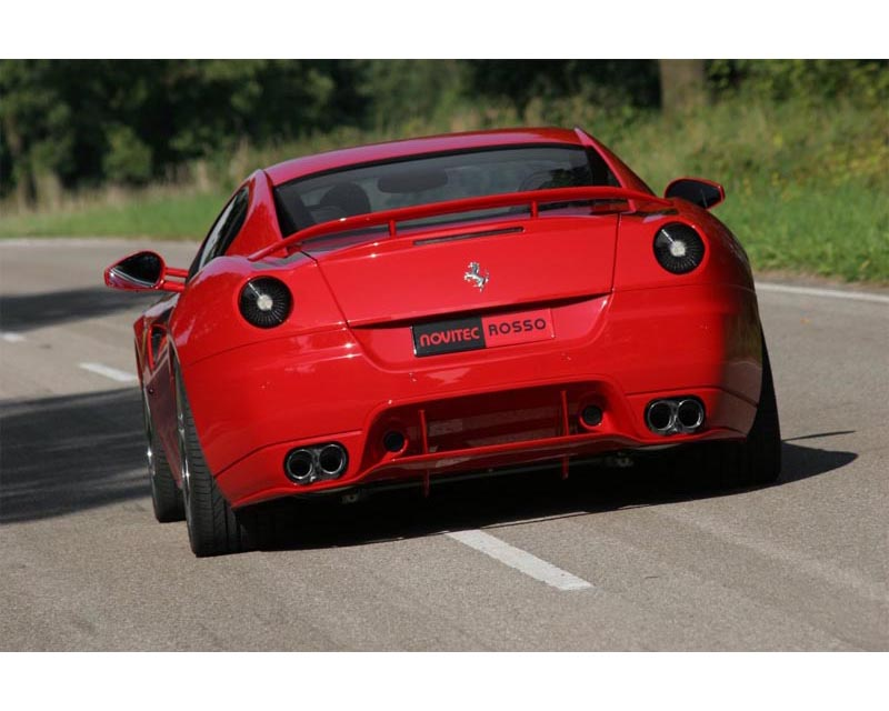 Novitec Rear Wing SuperSport Ferrari 599 06-11 - F6 599 03