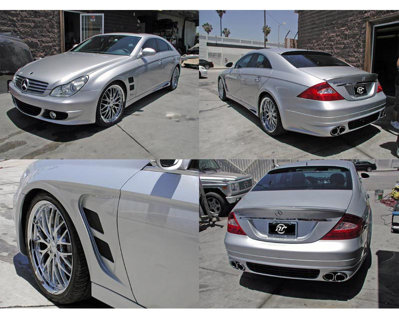Nr auto l style body kit mercedes benz cls class 219 04 11 for Mercedes benz body styles