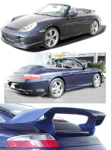 GT2 Style Body Kit Porsche 996 99-01