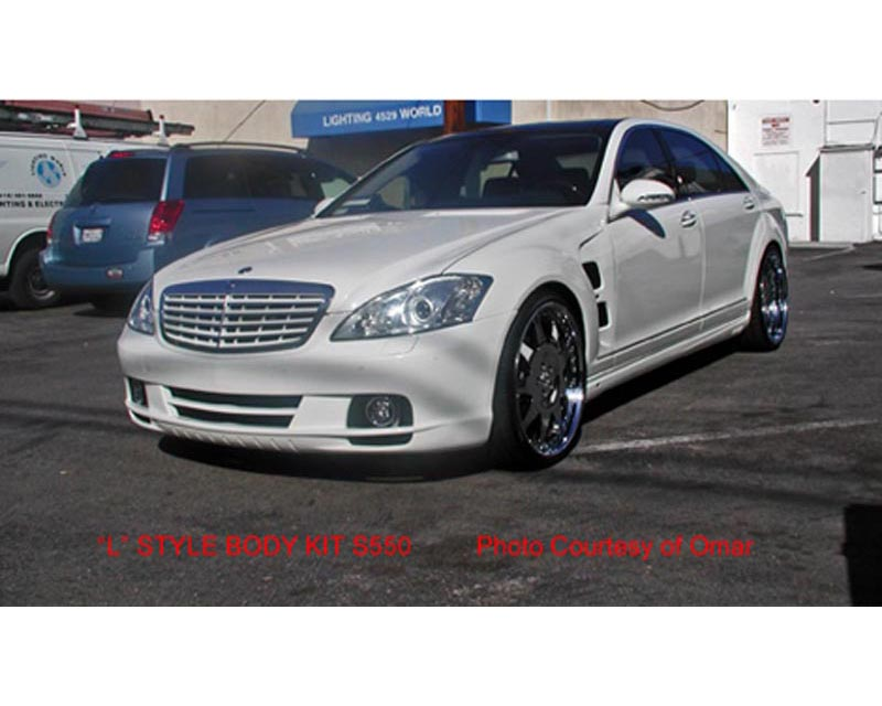 Nr auto l style body kit mercedes benz s550 221 06 08 for Mercedes benz body styles