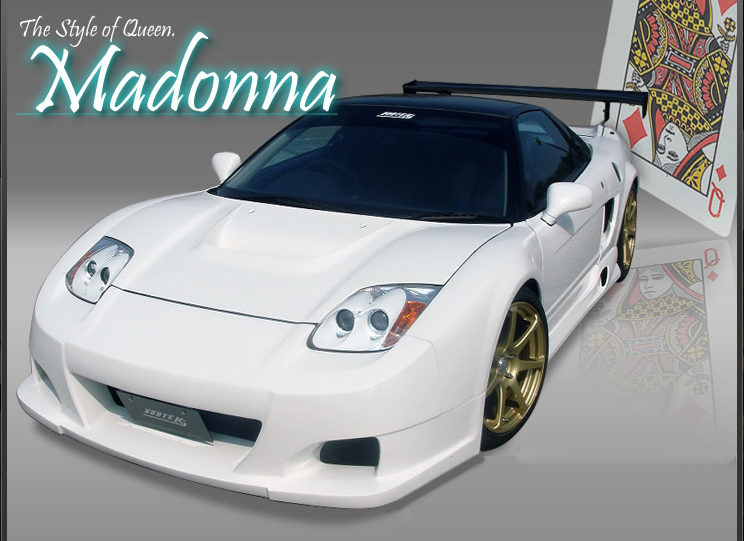 Route KS Madonna Full Body Kit Acura NSX