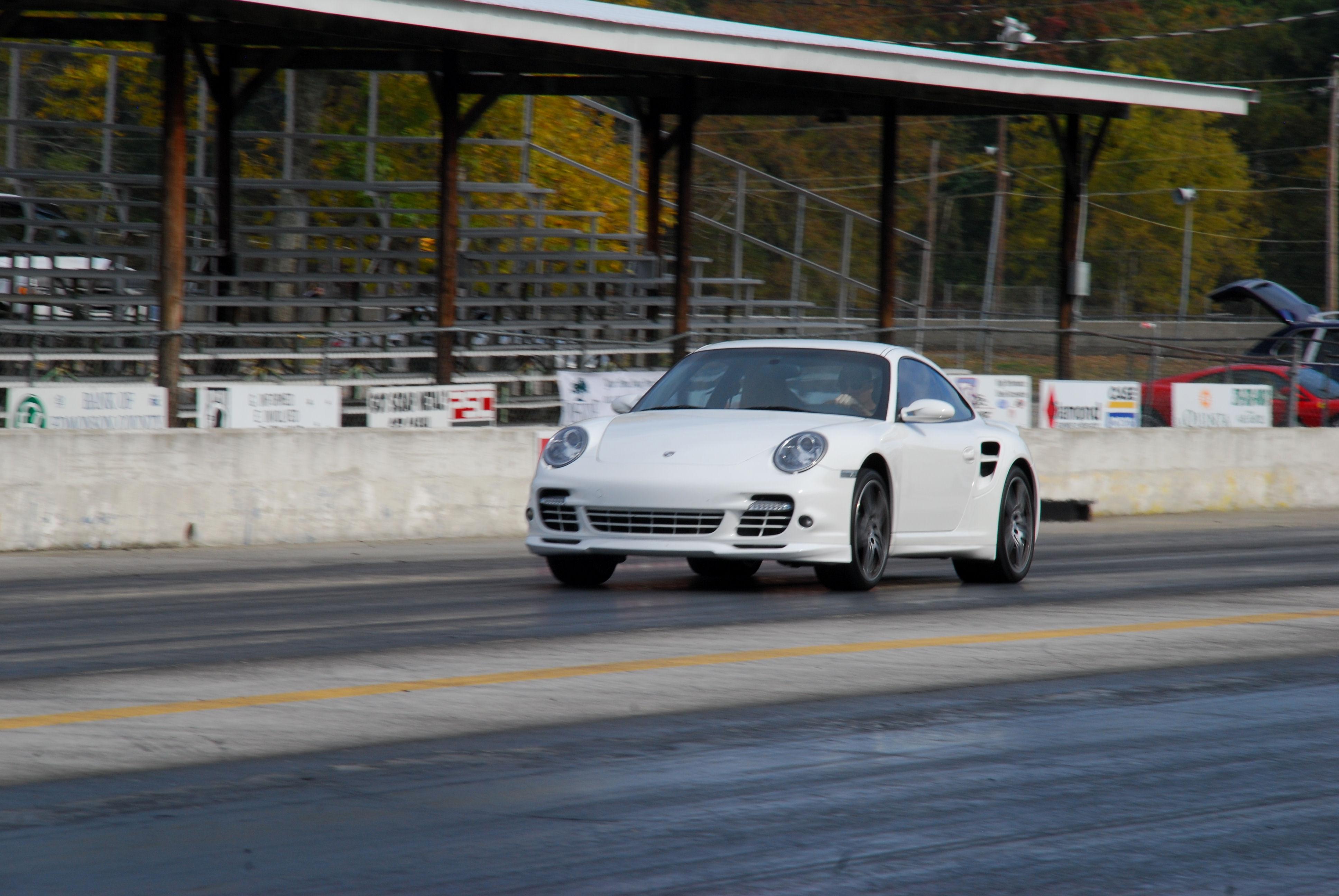 Porsche 997 Turbo Mods