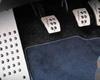 Oettinger Aluminum Pedal Set 2pc Audi S4 B6 B7 Auto 03+