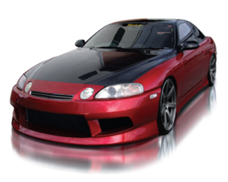 Origin Styish Full Body Kit Lexus SC300/400 92-00