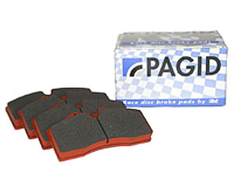 Pagid RS 4-4 Orange Front Brake Pads Porsche Boxster S 986 & 987 99-12 - PAG-2405-RS44