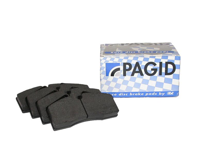 Pagid RS 14 Black Rear Brake Pads Nissan GT-R R35 09-18 - PAG-1287-RS14