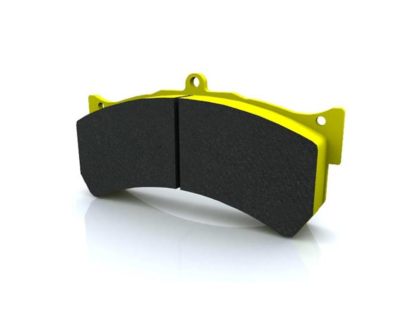 Pagid RS 29 Yellow Front Brake Pads Lamborghini Gallardo 04+ - PAG-2931-RS29