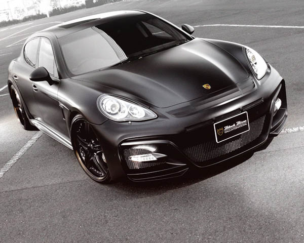 Wald International Black Bison Front Bumper Porsche 970 Panamera 10-13 - 970.BB.FB.10