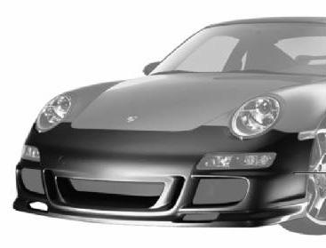 Porsche P.E.T. Aero Kit Porsche 997 05-08