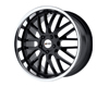 Image of Petrol Vengeance 19X8 5x120 35mm Gloss Black Stainless