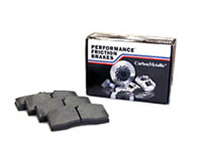 Performance Friction 01 Race Rear Brake Pads Subaru WRX 06