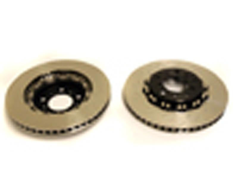 Image of Performance Friction Front Dimpled Rotors BMW E46 M3 01-04