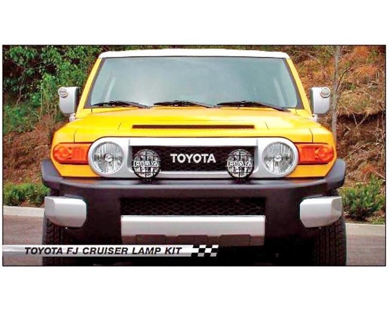 PIAA Mounting Kit Toyota FJ Crusier 07-08 - 30380