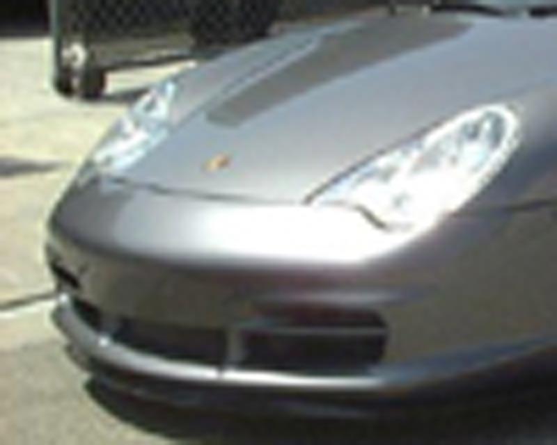 Image of Precision Porsche GT3 Front Bumper Porsche 996 C2C4 99-04