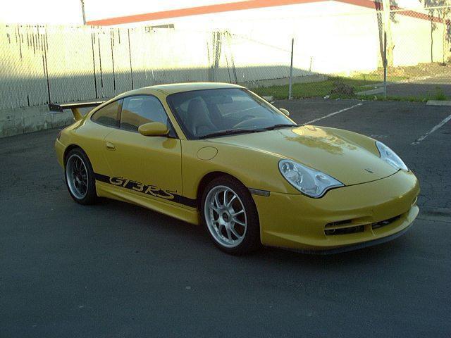 Precision Porsche GT3 Side Skirts Porsche 996 C2 C4 99-04 - PP-996-GT3-SS