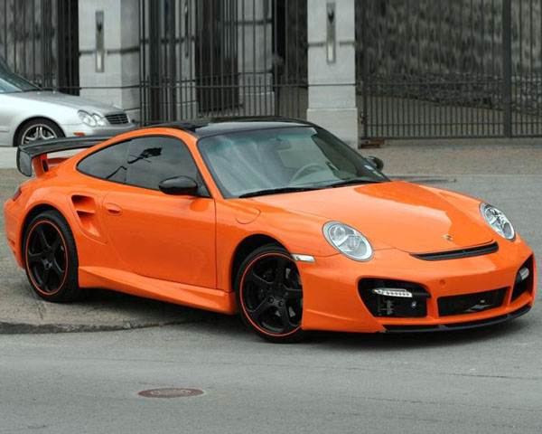 Precision Porsche 996TT to 997TT Conversion Body Kit Porsche 996 TT 01-05 - PP-996TT_997TT-CONV